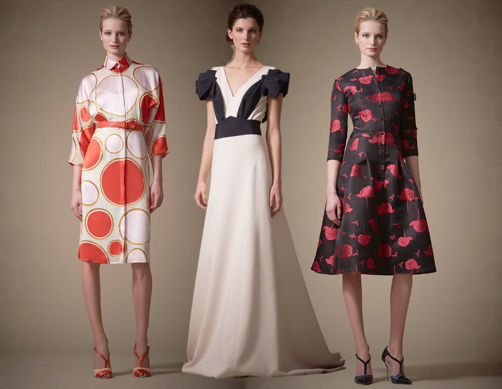 Carolina Herrera Pre-Fall 2014 Collection – HNOCT